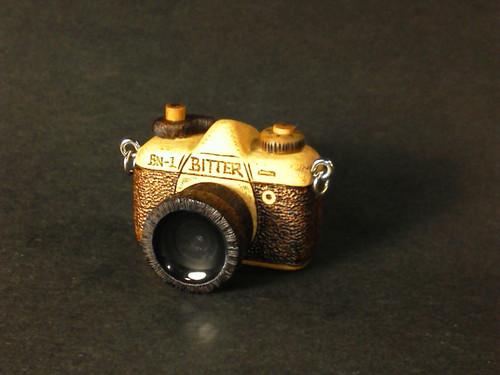 カメラ型ペンダント(ヘッド)